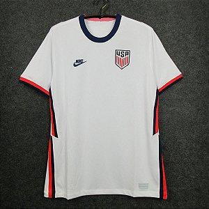 Camisa EUA 2020-21 (Home-Uniforme 1) - Modelo Torcedor