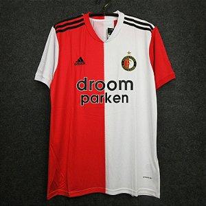 Camisa Feyenoord 2020-21 (Home-Uniforme 1) - Modelo Torcedor