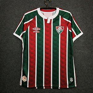 Camisa Fluminense 2020-21 (Home-Uniforme 1) - Modelo Torcedor