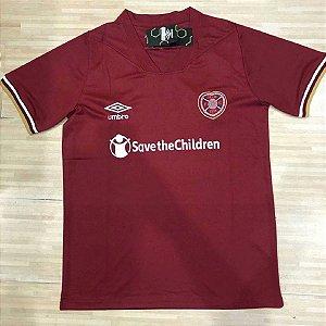 Camisa Heart of Midlothian 2020-21 (Home-Uniforme 1)