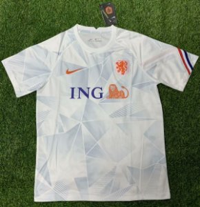 Camisa Holanda  2020-21 - treino