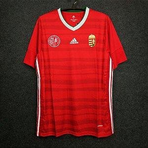 Camisa Hungria 2020-21 (Home-Uniforme 1) - Modelo Torcedor