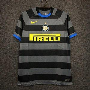 Camisa Internazionale 2020-21 (Third-Uniforme 3) - Modelo Torcedor