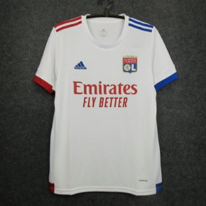 Camisa Lyon 2020-21 (Home-Uniforme 1)