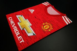 Camisa Manchester United 2020-21 (Home-Uniforme 1) - Modelo Jogador