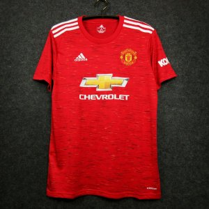 Camisa Manchester United 2020-21 (Home-Uniforme 1) - Modelo Torcedor