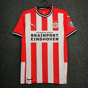 Camisa PSV Eindhoven 2020-21 (Home-Uniforme 1)