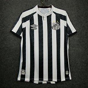 Camisa Santos 2020-21 (Away-Uniforme 2)