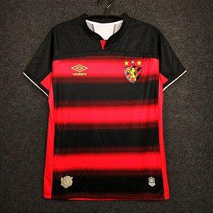 Camisa Sport Recife 2020-21 (Home-Uniforme 1) - Modelo Torcedor