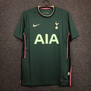 Camisa Tottenham Hotspur 2020-21 (Away-Uniforme 2)