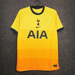 Camisa Tottenham Hotspur 2020-21 (Third-Uniforme 3) - Modelo Torcedor