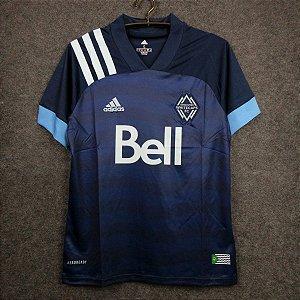 Camisa Vancouver Whitecaps away 2020-21 (Away-Uniforme 2) - Modelo Torcedor