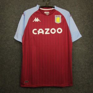 Camisa Aston Villa 2020-21 (Home-Uniforme 1)