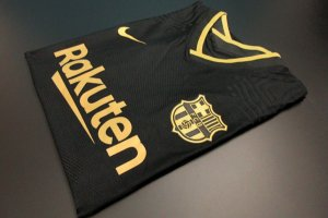 Camisa Barcelona 2020-21 (Away-Uniforme 2) - Modelo Jogador