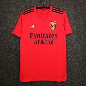 Camisa Benfica 2020-21 (Home-Uniforme 1) - Modelo Torcedor