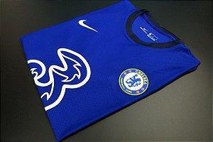 Camisa Chelsea 2020-21 (Home-Uniforme 1) - Modelo Jogador