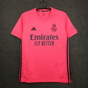 Camisa Real Madrid 2020-21 (Away-Uniforme 2) - Modelo Torcedor