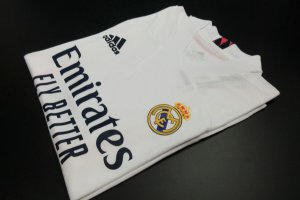 Camisa Real Madrid 2020-21 (Home-Uniforme 1) - Modelo Jogador