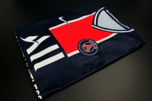 "Camisa Paris Saint Germain ""PSG"" 2020-21 (Home-Uniforme 1) - Modelo Jogador"