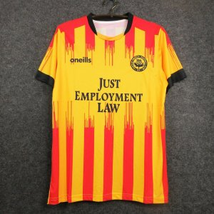 Camisa Partick Thistle  2020-21 (Home-Uniforme 1) - Modelo Torcedor