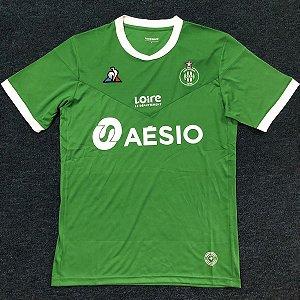 Camisa Saint-Étienne 2020-21 (Home-Uniforme 1)