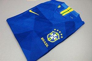 Camisa Brasil 2018 (Away-Uniforme 2) - Modelo Jogador