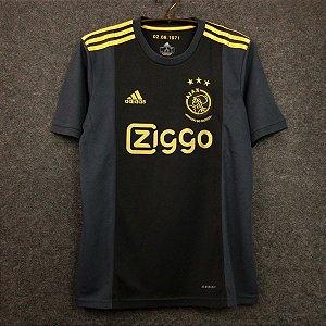 Camisa Ajax 2020-21 (Third-Uniforme 3) - Modelo Torcedor