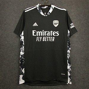 Camisa Arsenal 2020-21 (goleiro)
