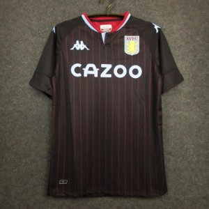 Camisa Aston Villa 2020-21 (Away-Uniforme 2)