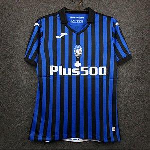 Camisa Atalanta 2020-21 (Home-Uniforme 1) - Serie A
