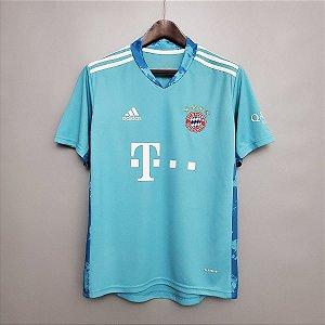 Camisa Bayern Munich 2020-21 (goleiro)