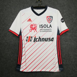 Camisa Cagliari 2020-21 (Away-Uniforme 2)