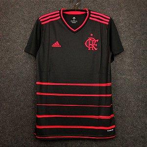 Camisa Flamengo 2020-21 (Uniforme 3) - (sem patrocínios)
