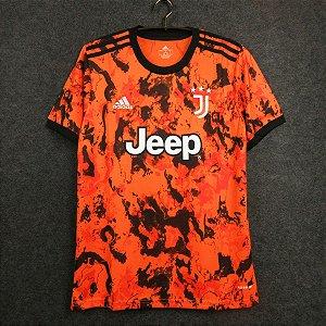 Camisa Juventus 2020-21 (Third-Uniforme 3)