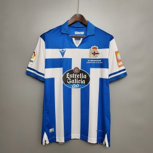 Camisa La Coruña 2020-21 (Home-Uniforme 1)