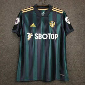 Camisa Leeds United 2020-21 (Away-Uniforme 2)