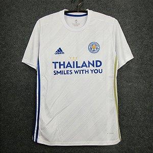 Camisa Leicester City 2020-21 (Away-Uniforme 2)