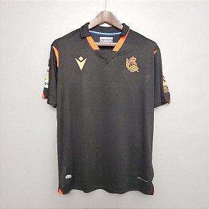 Camisa Real Sociedad 2020-21 (Away-Uniforme 2)
