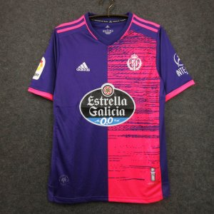 Camisa Real Valladolid 2020-21 (Away-Uniforme 2)