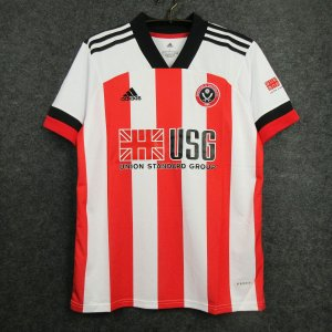 Camisa Sheffield United 2020-21 (Home-Uniforme 1)