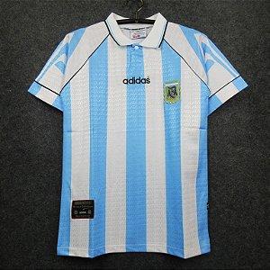Camisa Argentina 1996-97  (Home-Uniforme 1)