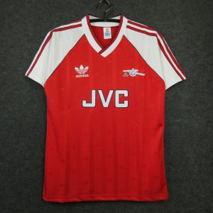 Camisa Arsenal 1988-1989 (Home-Uniforme 1)
