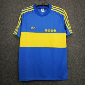 Camisa Boca Juniors 1981-1982 (Home-Uniforme 1)