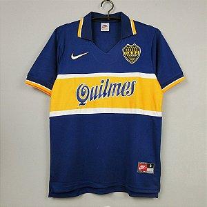 Camisa Boca Juniors 1997-1998 (Home-Uniforme 1)