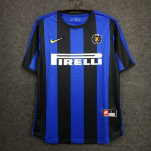 Camisa Internazionale 1999-2000 (Home-Uniforme 1)