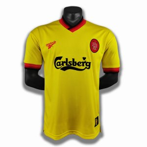 Camisa Liverpool 1997-1998 (Away-Uniforme 2)