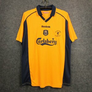 Camisa Liverpool 2000-2001 (Away-Uniforme 2)