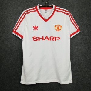 Camisa Manchester United 1986-1987 (Away-Uniforme 2)
