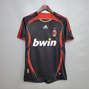 Camisa Milan 2006-2007 (Third-Uniforme 3)