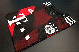 Camisa Bayern Munich 2020-21 (Third-Uniforme 3) - Modelo Jogador